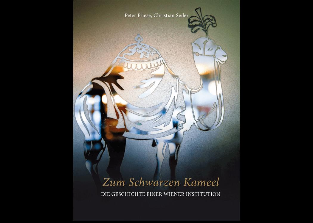 VONsociety: Zum Schwarzen Kameel, Buch Cover Christian Seiler