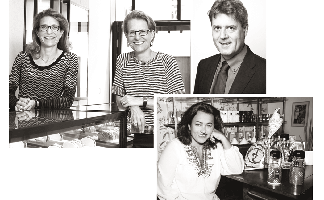VONsociety: Krise Covid-19, Familienunternehmen, Astrid Stüger-Hübner, Andrea Daum-Hübner, Marion Faber-Oelschlägel, Michael Happel