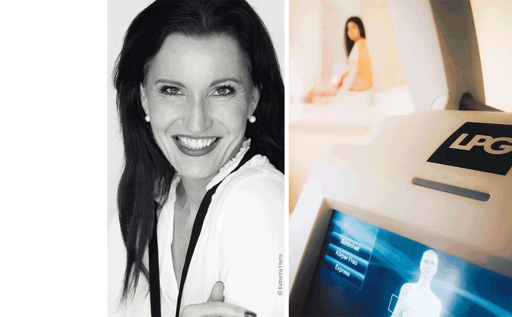 VONsociety: Die Aschauer Expertin für Endermologie und straffe Haut © Katharina Harris