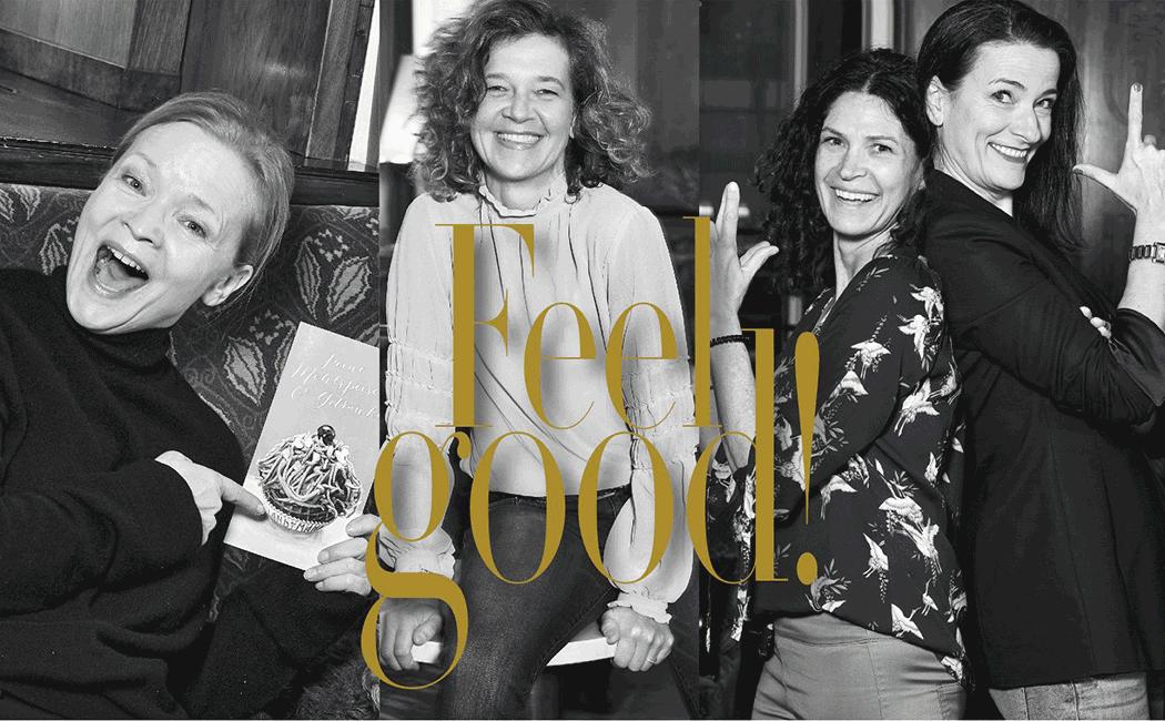 VONsociety: Feel Good by VON Magazine, Michou Friesz, Irmgard Querfeld, Caro Strasnik, Sandra Manich
