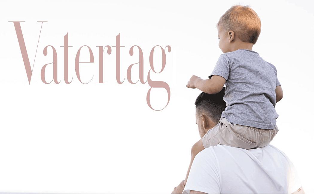 VONsociety: Vatertag 2021©unsplash